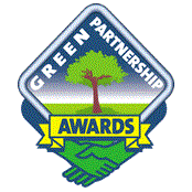 Greeen Partnership Awards Logo