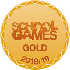 School Games Gold Kitemark 17-18